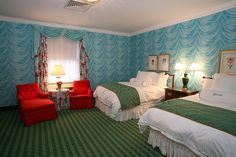 The Greenbrier - West Virginia Wing Suites at The Greenbrier