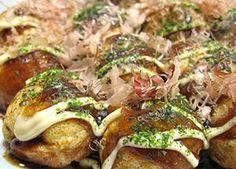 Takoyaki たこ焼き Japan's favorite street food ♥