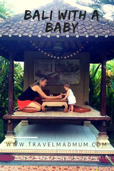 Bali with a baby - Travel Mad Mum - where to eat, stay and play Bali Travel, New Travel, Travel Usa, Travel Checklist, Packing Tips For Travel, Travel Ideas, Travel Guide, Toddler Travel, Travel With Kids