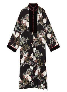 6114150df8 13 formas de llevar el kimono de Zara que cambiarán tu manera de vestir