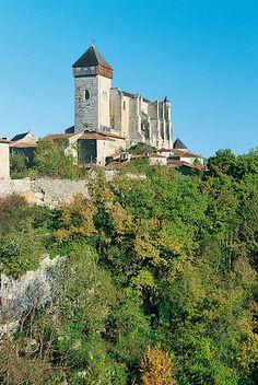 Cathédrale Sainte-Marie de Saint-Bertrand-de-Comminges, France