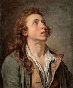 'Study of a Young Man' by Jean-Baptiste Greuze, c 1760, Clark Art Institute.jpg