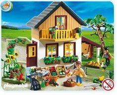 Playmobil 5120 - Tienda de la Granja - Comprar ahora || deMartina.com