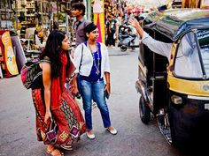 To go or not to go, India.