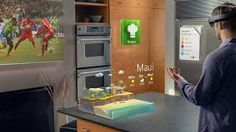 Microsoft HoloLens revealed Microsoft HoloLens : https://www.youtube.com/watch?v=Qm2gnnyyvEg Microsoft's HoloLens Demo at Build 2015 : https://youtu.be/iu0gM0_vxIM Microsoft HoloLens : During its Windows 10 event today in Redmond, Wash., Microsoft revealed the HoloLens augmented-reality...