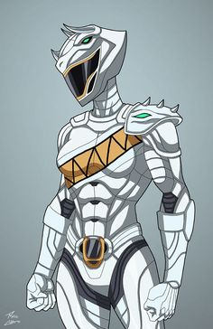 """The Bronze Ranger of the fan-made """"Power Rangers Dino Charge Titans"""" created byArkhamRedXJosh Dunkley Commissioned byArkhamRedXJosh Dunkley Originally designed by&nbsp..."""