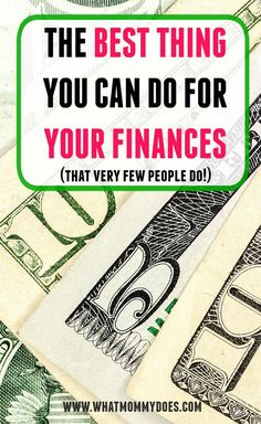 ThIf you do one thing to improve your relationship with money - it MUST be this. There's a simple way I manage our money that most people don't know about, but it's an awesome life skill to have! Hint: It has to do with your bank account! Money Management Tips 101
