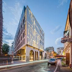 Hotel Mercure en Bucarest / Arhi Group