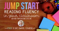 Jump Start Fluency in Your Classroom - Education to the Core