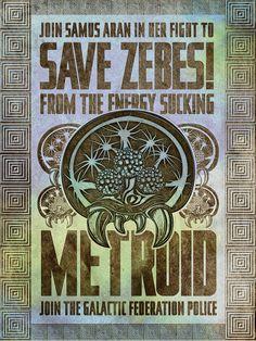 Metroid Propaganda