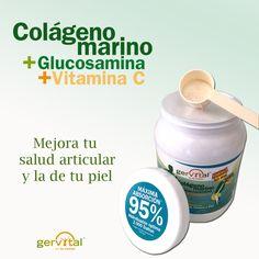 Para que el colágeno consumido ofrezca resultados, tendría que ser asimilado por el organismo. Os explicamos a continuación la efectividad y los beneficios del colágeno marino Gervital.