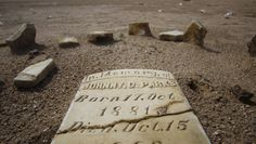 Depleted Texas lakes expose ghost towns, graves: http://www.cbsnews.com/8301-201_162-57328356/depleted-texas-lakes-expose-ghost-towns-graves/