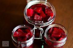 Salata de sfecla rosie pentru iarna - CAIETUL CU RETETE Raspberry, Fruit, Food, Canning, Salads, Essen, Meals, Raspberries, Yemek