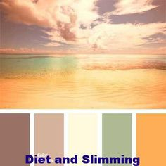 Color Palette by proteamundi Warm Colour Palette, Color Palate, Warm Color Schemes, Warm Colours, Bedroom Colour Schemes Warm, Ocean Color Palette, Pastel Palette, Deco Pastel, Beach Color