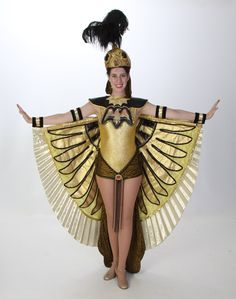 Ulla Eagle Showgirl Costumes - The Producers Theatre Rental from $39-53 per costume
