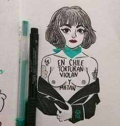 Latin Grammys, Political Art, Feminist Art, Chile, Cool Art, Diy And Crafts, Twitter Sign Up, Fan Art, Drawings