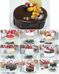 Visíta nuestro blog para descubrir la fabulosa receta a este pastel de MITOP…