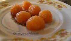 Receitas para a Felicidade!: Rebuçados de Ovos de Portalegre