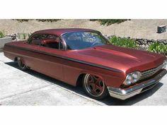 1962 Chevrolet Bel Air...