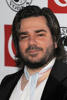 Matt Berry British actor, writer, and musician.