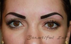 Fresh from top up visit, added more colour to top up Semi Permanent Makeup, Cosmetic Tattoo, Eyebrow Tattoo, Eyebrow Makeup, Eyebrows, Make Up, Medical, Cosmetics, Ink