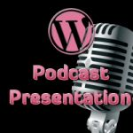 Niles Flores talking and WordCamp Kansas City 2012 wordpress-podcast-presentation
