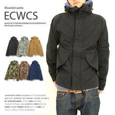 マウンテンパーカー【ECWCSタイプ】
