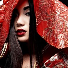 Znalezione obrazy dla zapytania Tina Guo