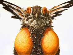 Hyperrealistic Animal Paintings  http://www.weird-thing.com/2014/12/3d-animal-paintings.html