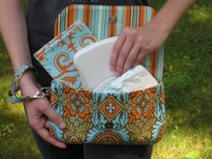 Diaper clutch pattern... I want to make this so bad