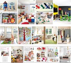 In the shop this week: Finland Children's rooms by Editions Paumes bodieandfou.