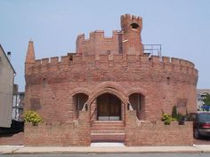 Ocean City MD Castle ... always had to do a drive by for the kids before we could start our weekend/On Jamestown/off Coastal Highway