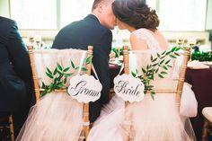 Bride & Groom sneaking kisses during the reception 💕 #TheBobyksSayIDo #Weddingposes #weddingideas
