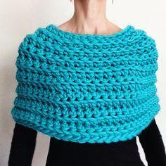 Instrucciones para hacer: Crochet capa Nº 2 PDF por karenclements
