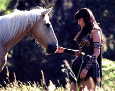 Xena, Warrior Princess..