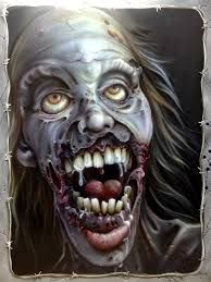 airbrushed demon art - Google Search