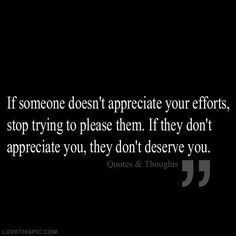 #You deserve the best.