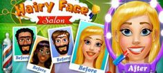 Welcome to Hairy Face Salon! The hairiest salon on app store! These hairy people need a makeover! Can you help them out? Run own salon! Shave, tweeze, style & pick lice from your messy clients' hair! Everyday is a messy & fun day at the Hairy Face Salon! Choose from the 4 hairy clients & let the fun begin! Style the clients until they look like new! From tweezing, to waxing, to shaving- there is so much fun to be had! Use the special facial tools to pop pimples & remove warts.