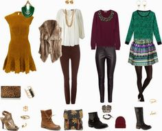 Aria Montgomery style inspiration by Silk and Spice Pretty Little Liars Boho / Indie / Mix and Match
