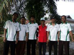 Suasana Pagi hari dlm rangka Kunjungan ke Gadih Angik Kecamatan Tanjung Mutiara utk mendampingi Bapak Bupati Agam bermalam bersama masyarakat di tenda yg telah disdiakan