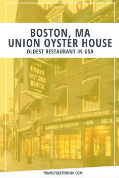 Travel Together 101 Explain Why, In Boston, Oysters, Seafood, Restaurant, World, Blog, House, Travel