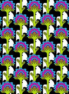 Oliver Hibert – Carnation Flower Pattern