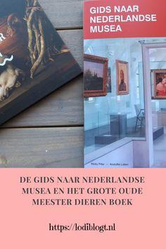 De Gids naar Nederlandse musea en het grote oude meester dieren boek Thrillers, Cool Style, Van, Cover, Books, Fashion, Authors, Moda, Style Fashion