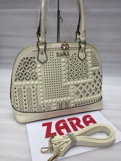 901292f9bff Beautiful white  Leather  Hand bag wholesale collection in  India  purses   handbags. Online ...