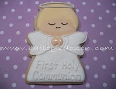 Baptism - Christening- First Holy Communion Favors - Angels on Etsy, $39.00