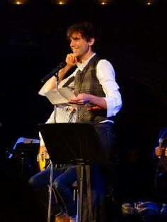 Mika at Weekend Wogan Christmas special