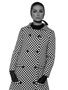John French - 1960's Check Coat