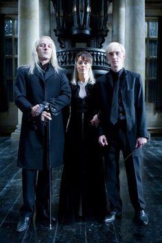 Lucius Malfoy, Draco Malfoy