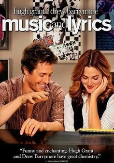 Perfect little movie. Perfectly cast, Drew Barrymore & Hugh Grant are so natural and funny and seem to be having so much fun it just makes me smile all the way through. Especially awesome for anyone who came of age in the 80s. And Kristen Johnston is a total hoot.