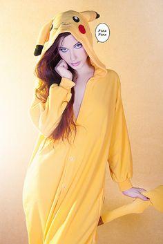 #Pika #Girl #pikachu #pokemon